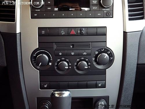 汽车之家进口吉普进口大切诺基 3.7高清图片