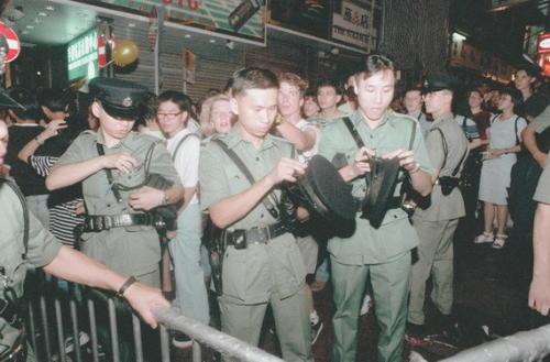 1997年7月1日香港回归