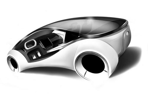 苹果汽车icar创意