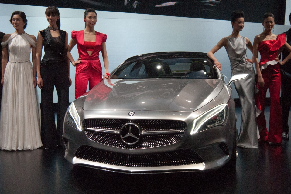 World debuts at Auto China 2012
