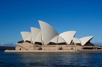 悉尼歌剧院设计者在睡眠中去世(组图)图片