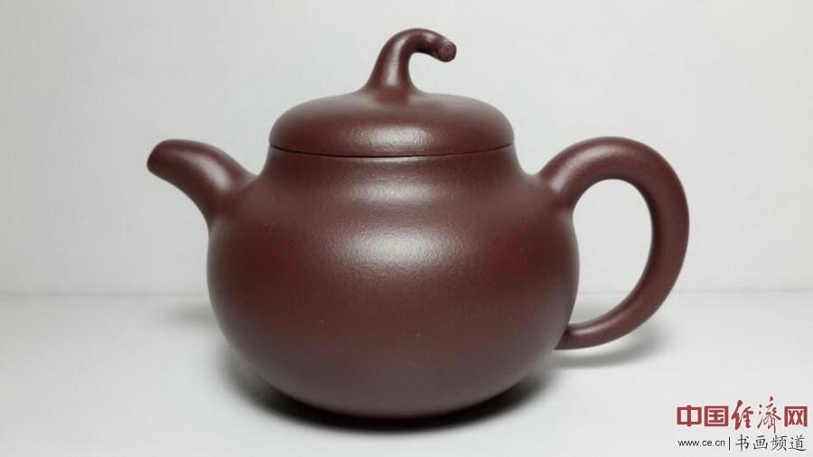 眭龙俊紫砂作品