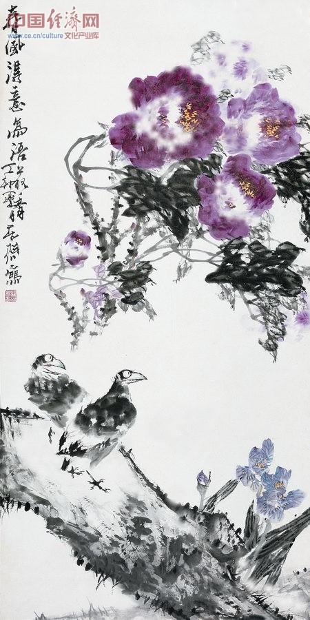 春风得意鸟语花香