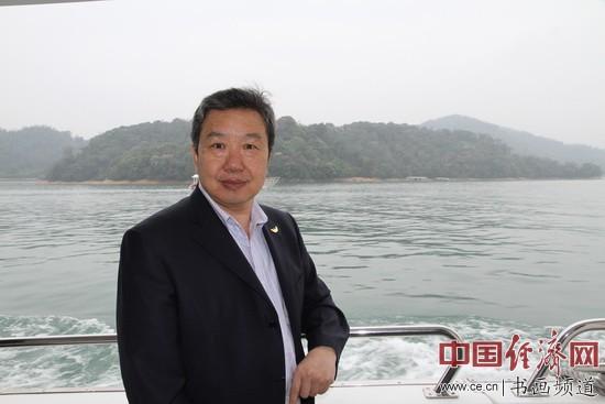 著名书法家杨志恒